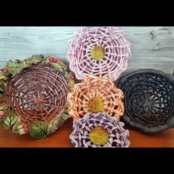 Michael Harbridge - Clay Weaving