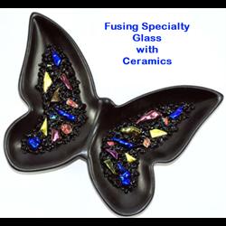 Michael Harbridge - Specialty Glass with Ceramics