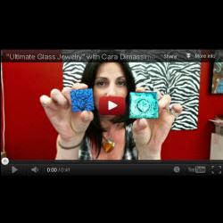 Cara Dimassimo - Ultimate Glass Jewelry