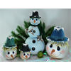 Mike Harbridge - Holiday Clay Projects